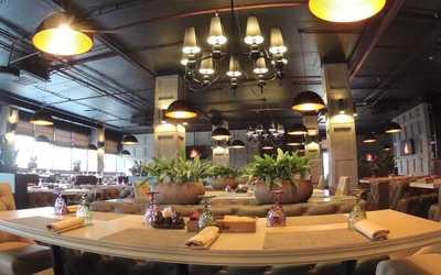 Банкетный зал ресторана Boobo (Бубо) на Дмитровском шоссе фото 2