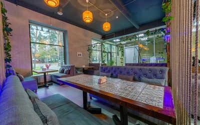 Банкетный зал ресторана Батат на Всеволожском пр. фото 2