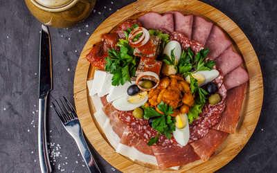 Меню ресторана Суботица на Вайнера фото 1