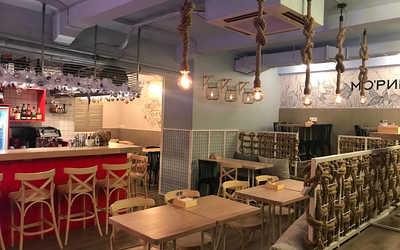 Банкетный зал бара Морики на Красном проспекте фото 1