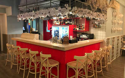 Банкетный зал бара Морики на Красном проспекте фото 2