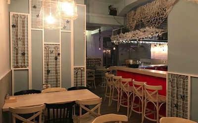 Банкетный зал бара Морики на Красном проспекте фото 3