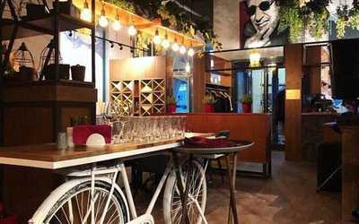 Банкетный зал ресторана Амарена (Amarena) на Ходынском бульваре фото 3