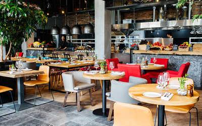Банкетный зал ресторана Высота 5642 на ул. 65 лет Победы фото 3