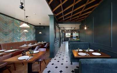 Банкетный зал ресторана Кустурица (Kusturica) на Краснолесья фото 1