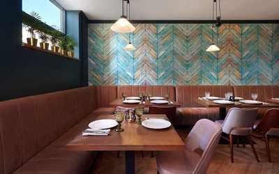 Банкетный зал ресторана Кустурица (Kusturica) на Краснолесья фото 2