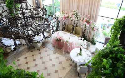 Банкетный зал ресторана Бахча на Федосеевской фото 1