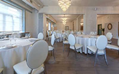 Банкетный зал ресторана Дон Боско (Don Bosco) на Новгородской фото 3