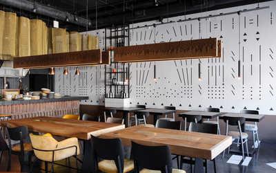 Банкетный зал ресторана Chinook (Чинук) на Пятницкой фото 2