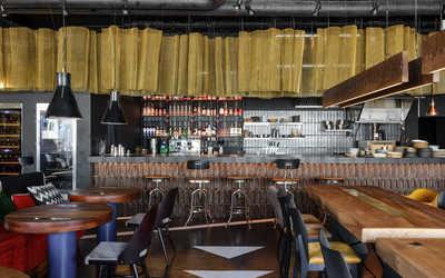 Банкетный зал ресторана Chinook (Чинук) на Пятницкой фото 1