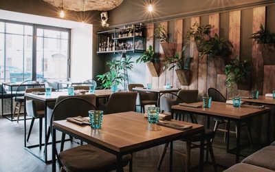 Банкеты пивного ресторана Brasserie Lambic (Брассерия Ламбик) на Верхней Радищевской фото 2