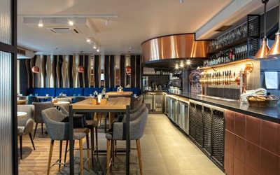 Банкеты пивного ресторана Brasserie Lambic (Брассерия Ламбик) на Гоголевском бульваре фото 1
