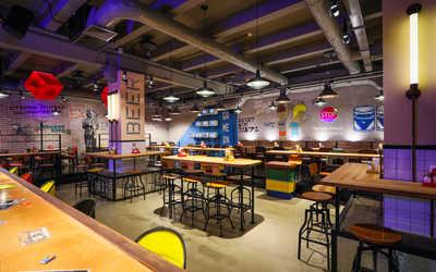 Банкетный зал ресторана Выше крыши на 3-ей улице Ямского Поля фото 1