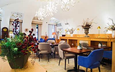 Банкетный зал ресторана Братья Третьяковы в Лаврушинском переулке фото 3