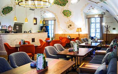 Банкетный зал ресторана Братья Третьяковы в Лаврушинском переулке фото 1