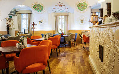 Банкетный зал ресторана Братья Третьяковы в Лаврушинском переулке фото 2
