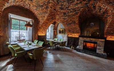 Банкетный зал ресторана Голландская кухня на Коммунистической фото 2