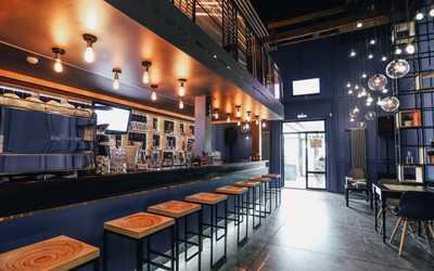 Банкетный зал бара Angar (Ангар) на Полевой фото 3