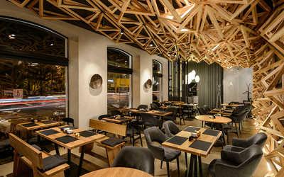 Банкетный зал ресторана Кидо (Kido) на Энгельса фото 1