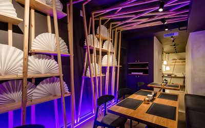 Банкетный зал ресторана Кидо (Kido) на Энгельса фото 3