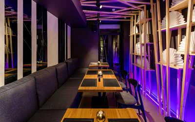 Банкетный зал ресторана Кидо (Kido) на Энгельса фото 2