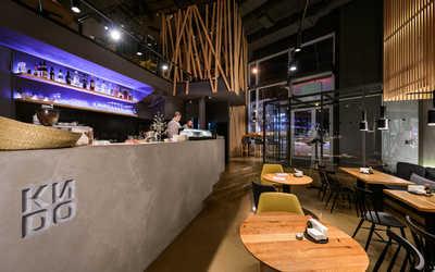 Банкетный зал ресторана Кидо (Kido) на Полюстровском проспекте фото 3