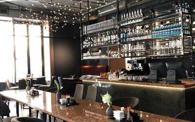 Банкетный зал ресторана Кидо (Kido) на Большой Зеленина фото 3