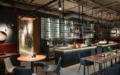 Банкетный зал ресторана Кидо (Kido) на Большой Зеленина фото 1