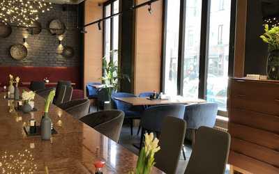 Банкетный зал ресторана Кидо (Kido) на Большой Зеленина фото 2
