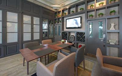 Банкетный зал ресторана Кидо (Kido) на Академика Павлова фото 3
