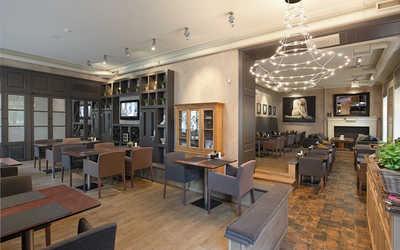 Банкетный зал ресторана Кидо (Kido) на Академика Павлова фото 1