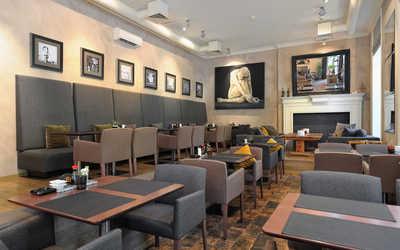 Банкетный зал ресторана Кидо (Kido) на Академика Павлова фото 2