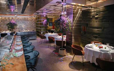 Банкетный зал ресторана Bottarga (Боттарга) на Тверском Бульваре фото 2