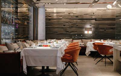 Банкетный зал ресторана Bottarga (Боттарга) на Тверском Бульваре фото 3