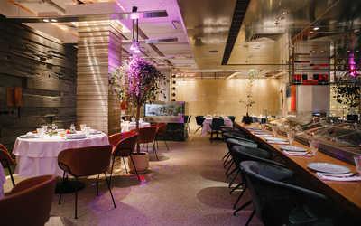 Банкетный зал ресторана Bottarga (Боттарга) на Тверском Бульваре фото 1