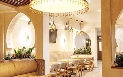 Банкетный зал ресторана Одно Небо на Севастопольском проспекте фото 3