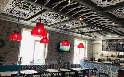 Банкетный зал кафе Арт Чайхона (бывш. Хлеб Хаус) на Каховке фото 3