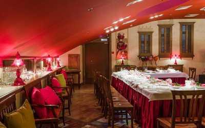 Банкетный зал ресторана Бамбина (Bambina) на Афонской улице фото 3