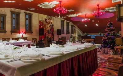 Банкетный зал ресторана Бамбина (Bambina) на Афонской улице фото 2
