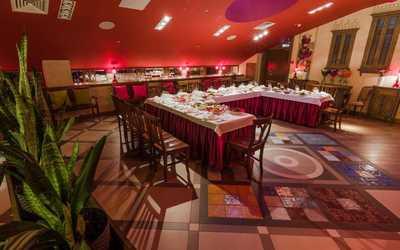 Банкетный зал ресторана Бамбина (Bambina) на Афонской улице фото 1