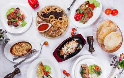 Меню ресторана Serbian grill house на Белинского фото 1