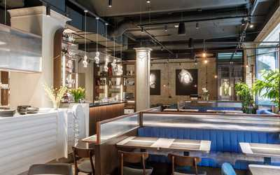Банкеты пивного ресторана Brasserie Lambic (Брассерия Ламбик) в Большом Черкасском переулке фото 1