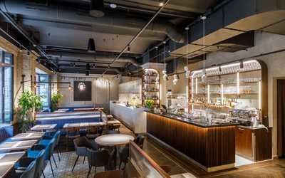 Банкеты пивного ресторана Brasserie Lambic (Брассерия Ламбик) в Большом Черкасском переулке фото 2
