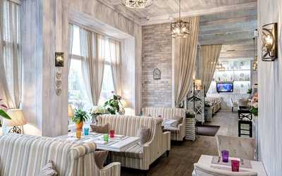 Банкетный зал кафе Позитано (Positano) на Ленинградском проспекте фото 1