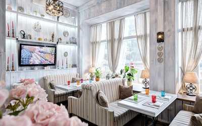Банкетный зал кафе Позитано (Positano) на Ленинградском проспекте фото 2