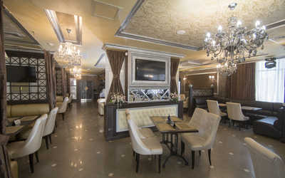 Банкетный зал ресторана Брассерия в переулке Дуслык фото 1