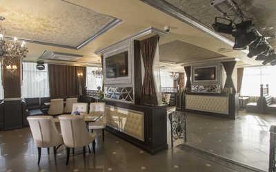 Банкетный зал ресторана Брассерия в переулке Дуслык фото 3