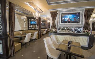 Банкетный зал ресторана Брассерия в переулке Дуслык фото 2