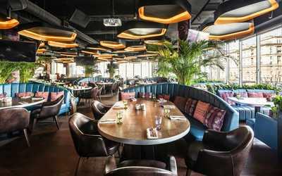 Банкетный зал ресторана Ишак (Eshak) на Новом Арбате  фото 1