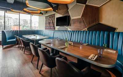 Банкетный зал ресторана Ишак (Eshak) на Новом Арбате  фото 2